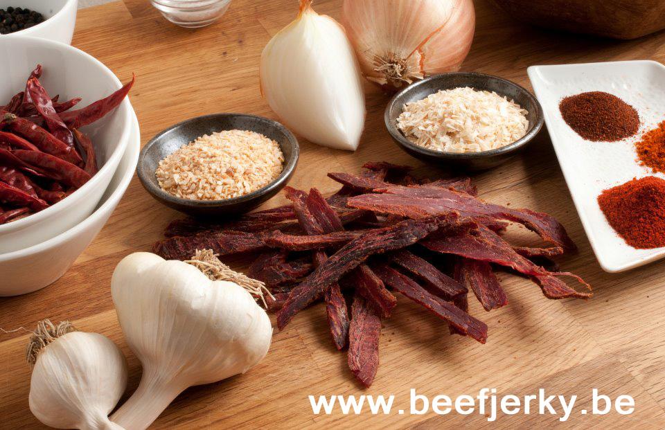 beef jerky ingrediënten